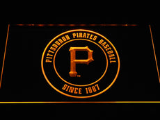 Pittsburgh Pirates LED Sign
