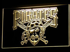 Pittsburgh Pirates 2 LED Sign