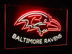 Baltimore Ravens Duo LED Sign