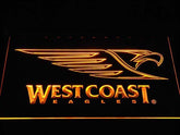 West Coast Eagles LED Sign