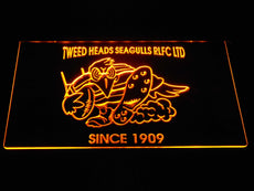 Tweed Heads Seagulls LED Sign