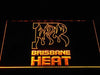 Brisbane Heat LED Sign