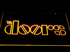 The Doors logo LED Sign