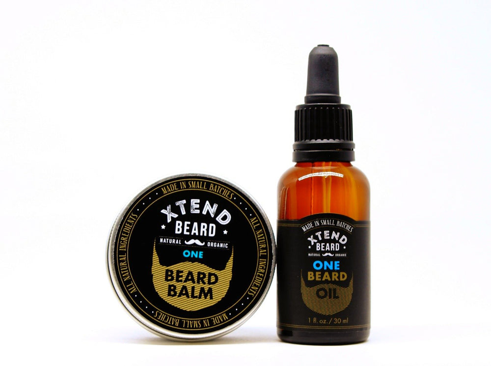 One Beard Oil & Balm
