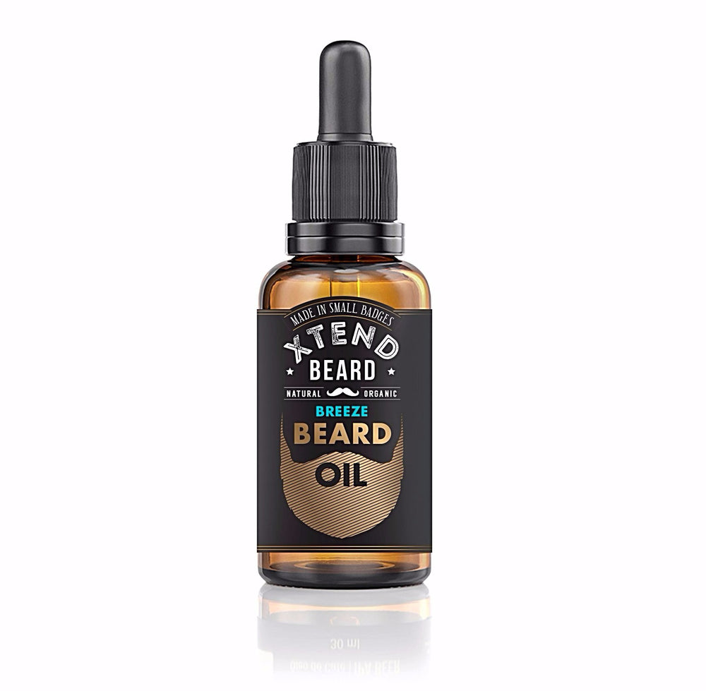 Breeze Beard Oil - 1oz (30ml)
