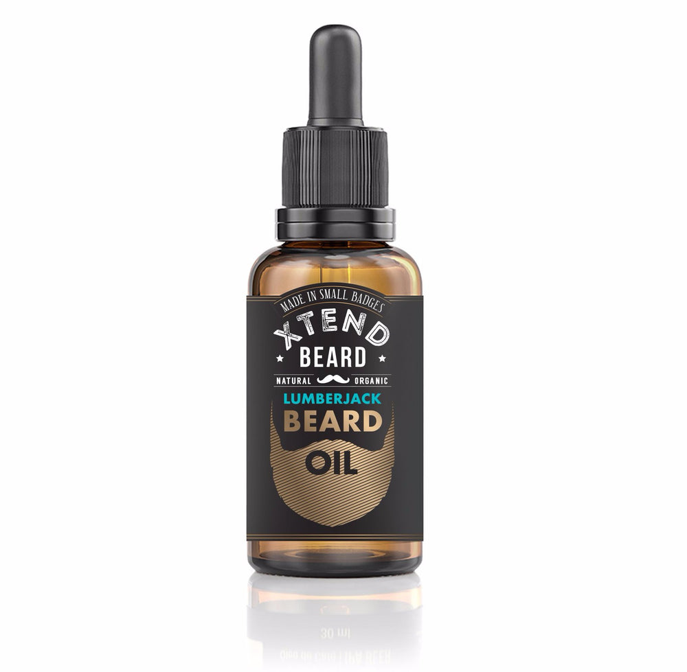 Lumberjack Beard Oil - 1oz (30ml)