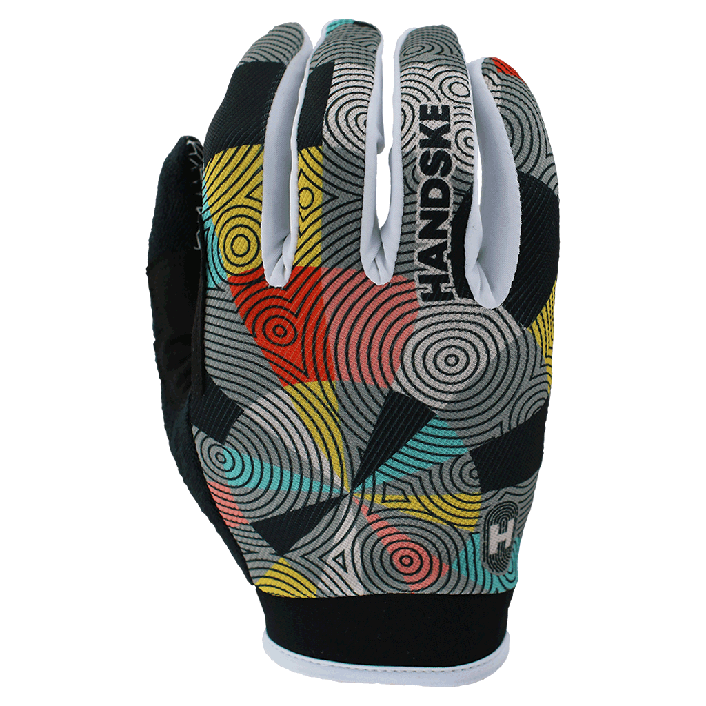 Spiral Out! Cycling Gloves