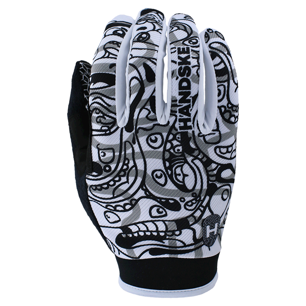 Squiggles Too Cycling Gloves