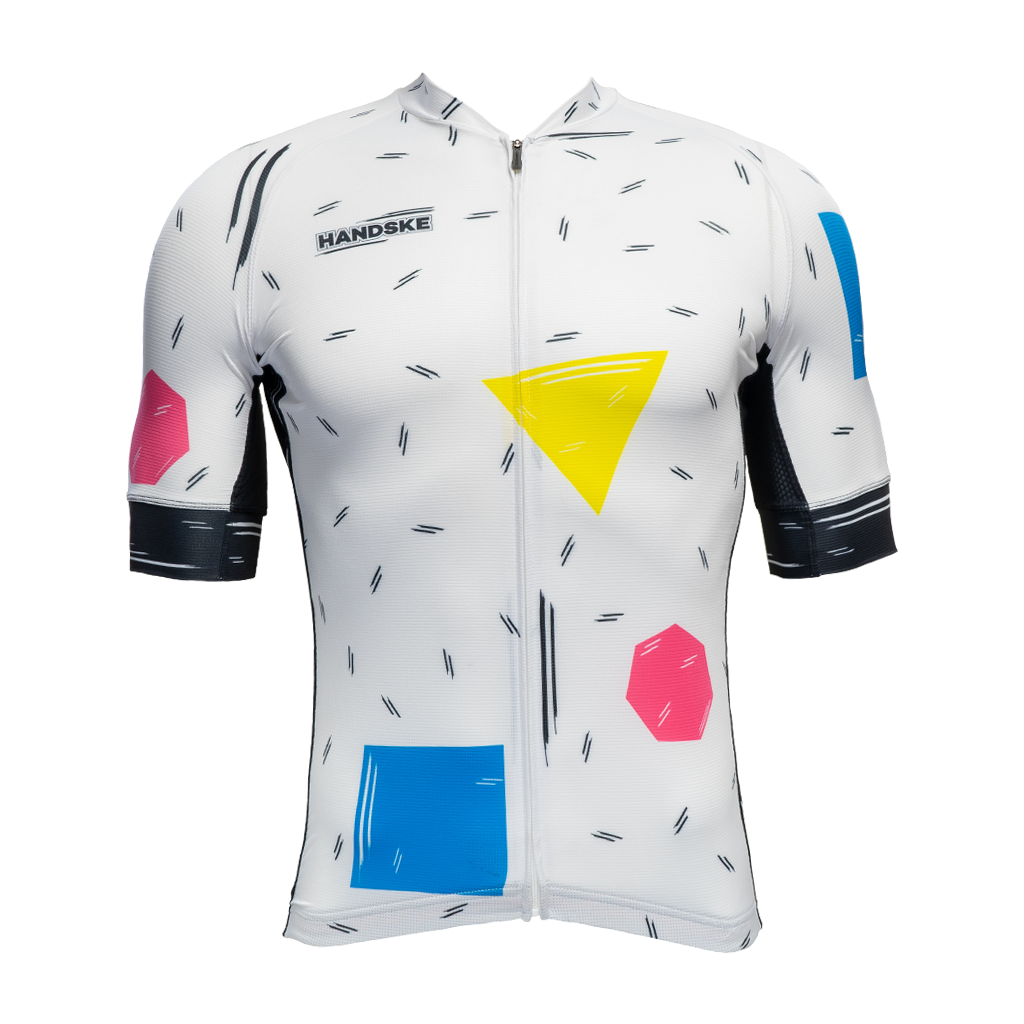 Comic Cycling Jersey