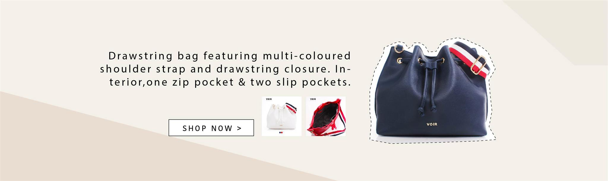 https://www.voirgallery.com/products/voir-drawstring-bag-featuring-multi-coloured-shoulder-strap-vn101110-u081804