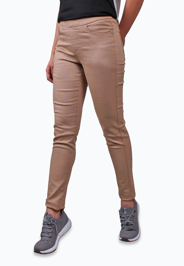 Applemints #101E Mid Rise Stretchable Jeggings