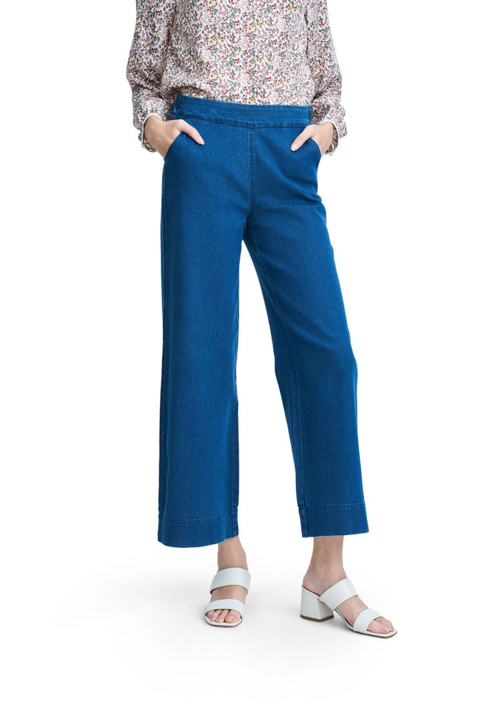 DAISY By VOIR Straight Cut Wide Leg Pants