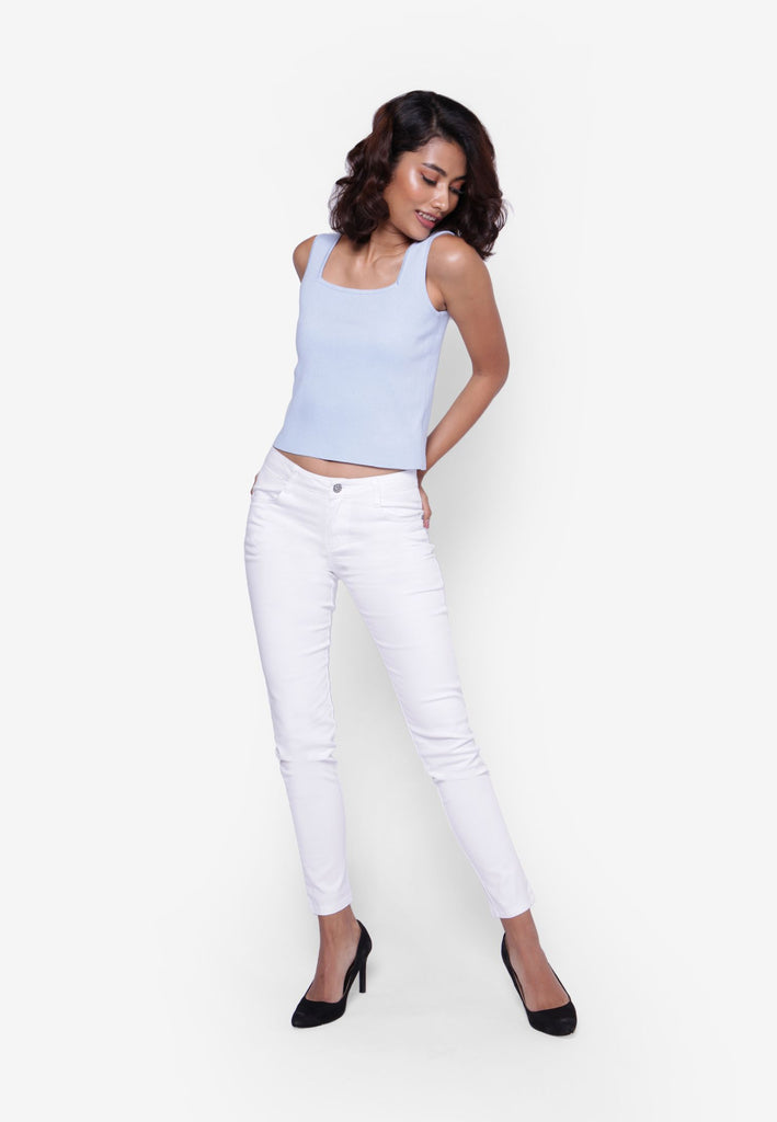 #305 Relax Slim Cut Jegging Long Pants
