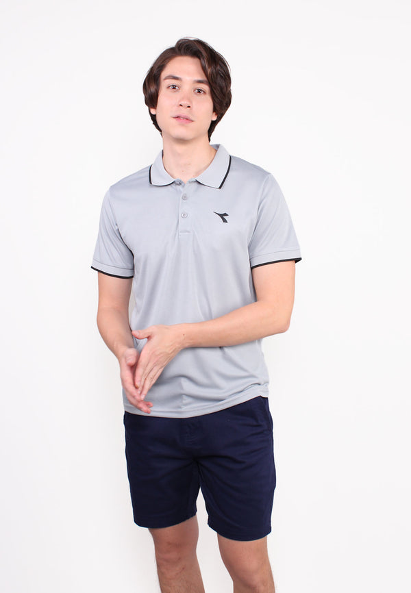 DIADORA Plain Polo Tee