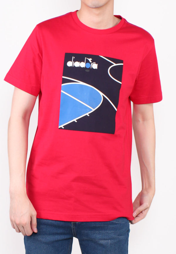 DIADORA Sport Graphic Printed T-Shirt