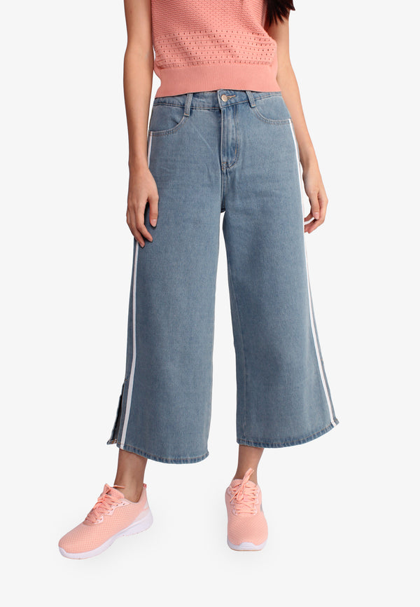 Denim Taping Jeans Pant