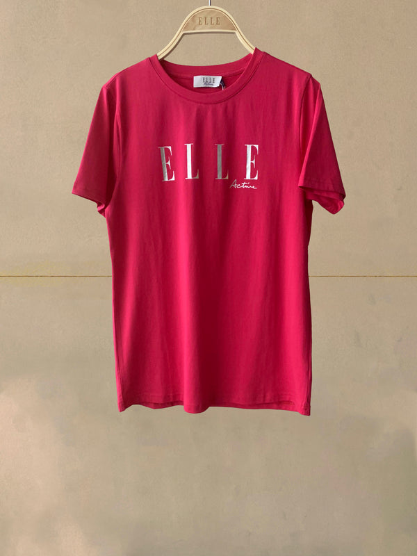 ELLE ACTIVE Basic Tee