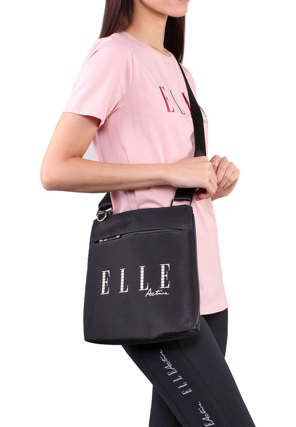 ELLE Active Messenger Bag