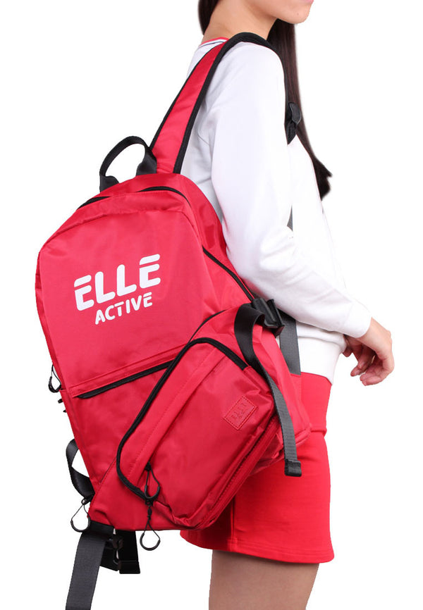 ELLE Active Versatile Waist Bag & Backpack