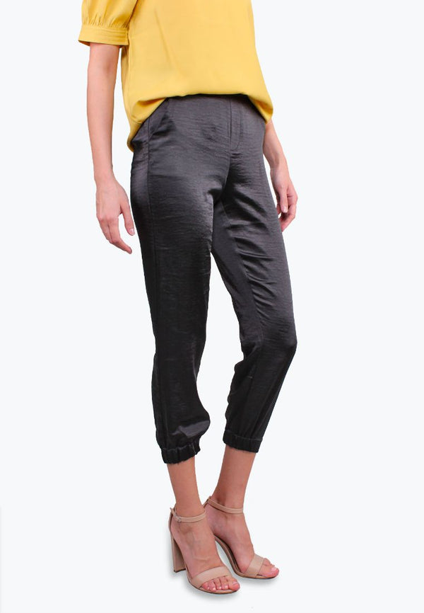 ELLE Relax Cut Pockets Pants