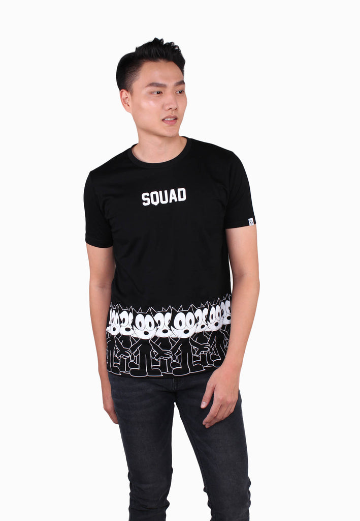 Men Felix The Cat Squad T-Shirt
