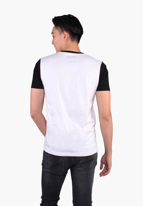 Men Felix the Cat Raglan Sleeve Top