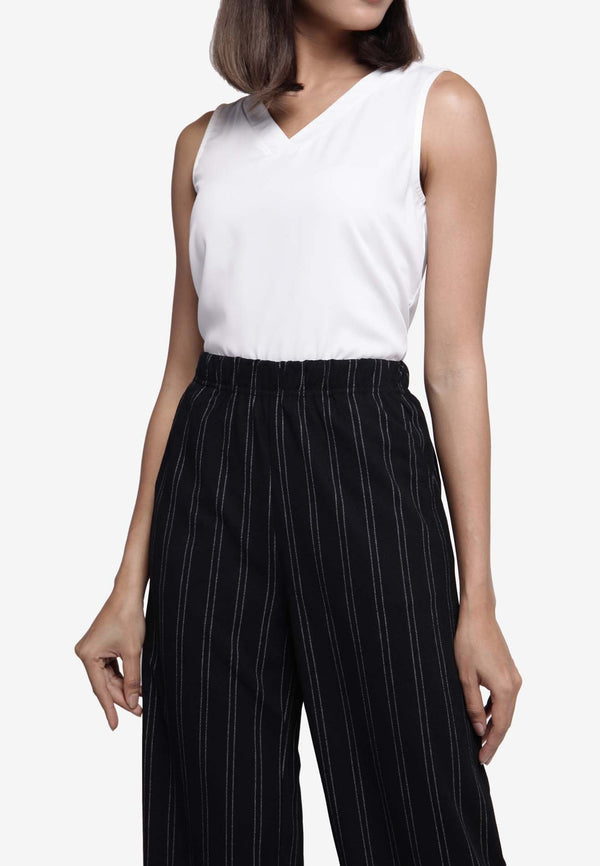 Stripe Culottes - Mixed