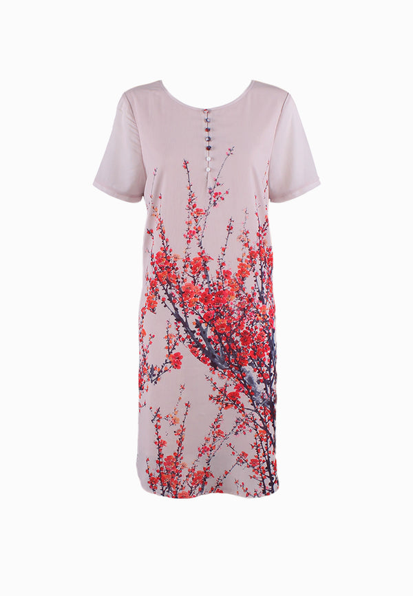 SOUTH CHINA SEA Oriental Blossom Dress