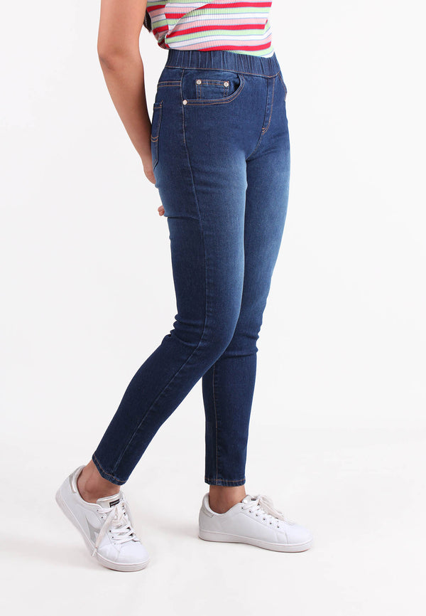 SOUTH CHINA SEA Slim Cut Denim Jeans