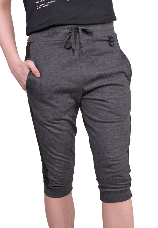 SODA Men Three Quarter Jogger Pants