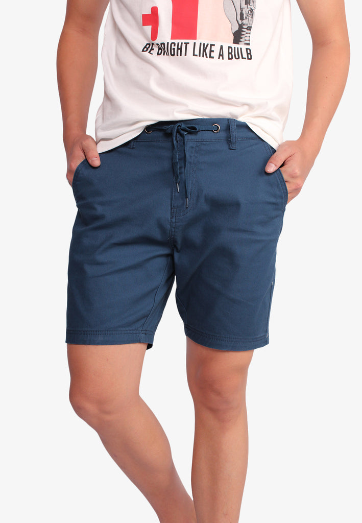 Stretchy Chino Shorts