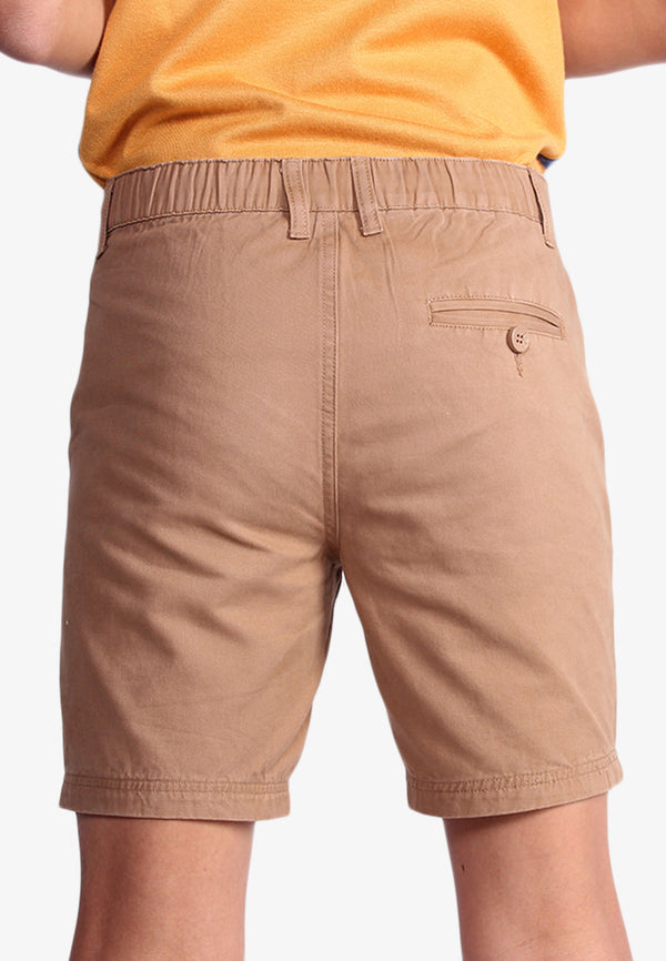 Basic Bermuda Shorts