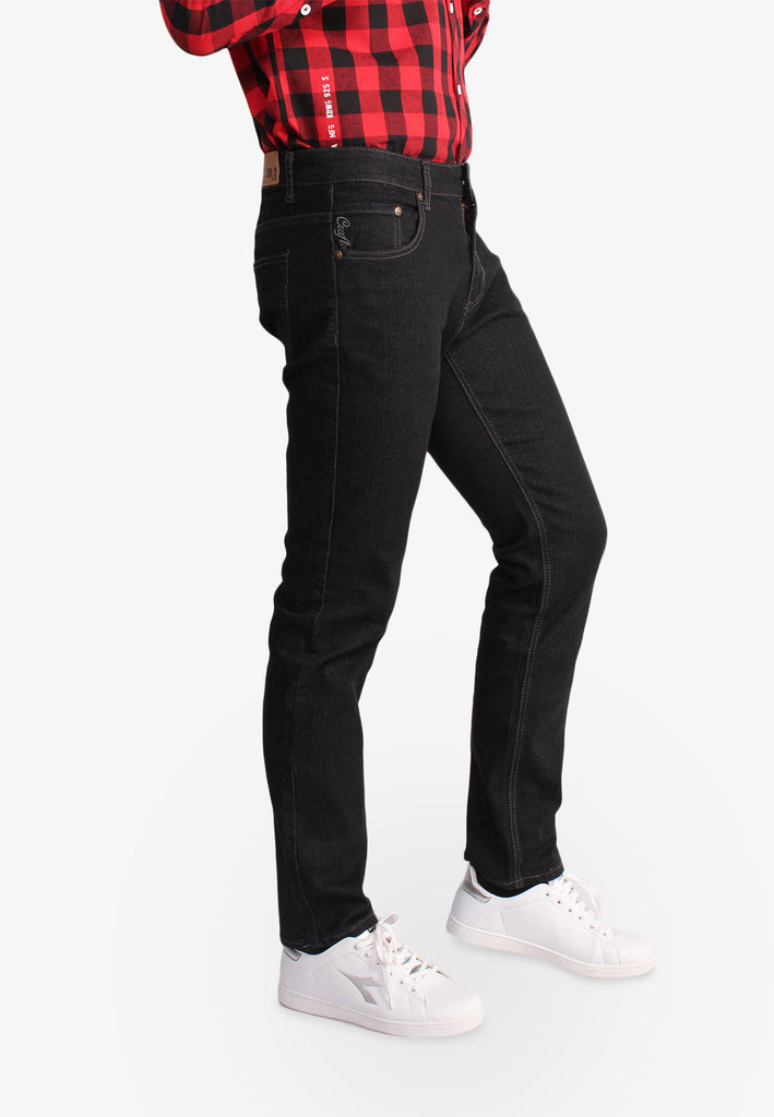Mid Stretch Regular Jeans