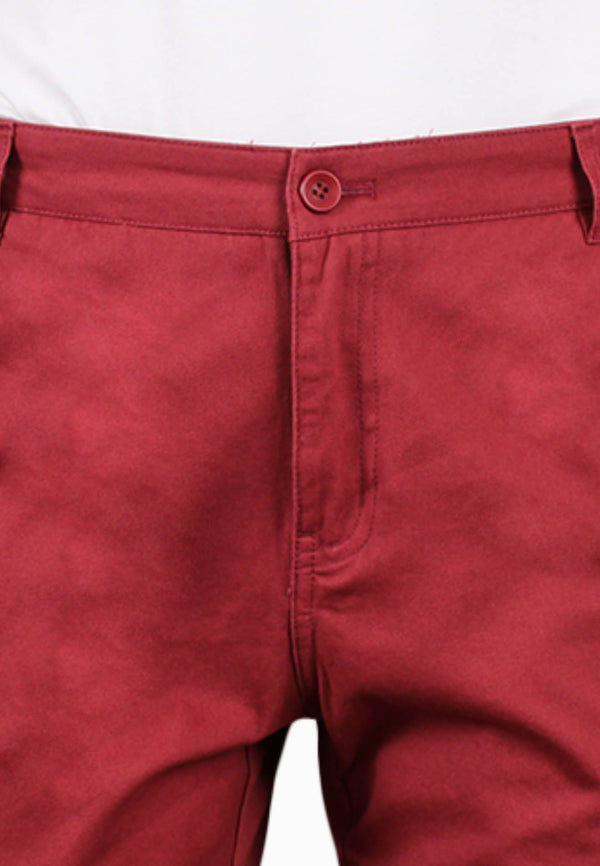 SODA Men Chino Bermuda Short