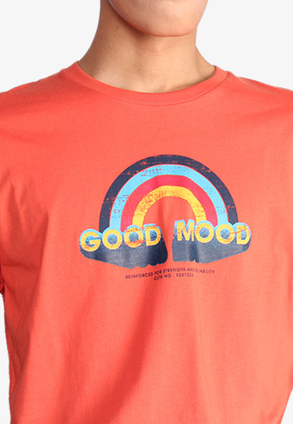 Rainbow Good Mood T-Shirt