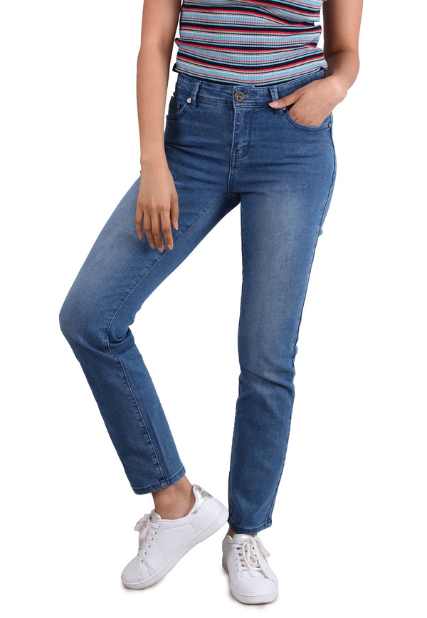 VOIR JEANS #303 Regular Cut Jeans