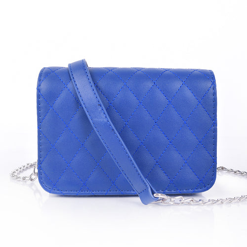 VOIR Quilted Sling Bag with front flap closure VN201020-U031709