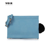 VOIR Classic Crossbody Bag with Top Magnetic Snap Closure VN201190-U031809