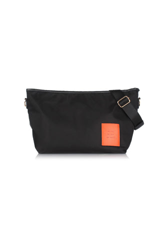 VOIR Nylon Sling Bag with Zip Closure VN201317-C031905
