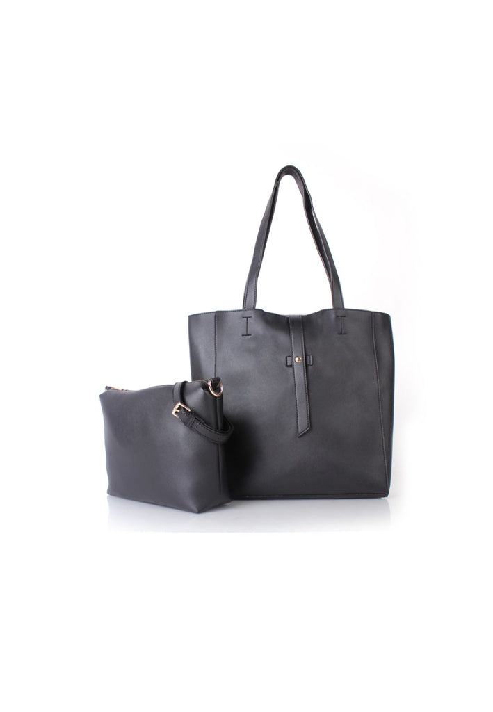 Tote Bag with Detachable Pouch