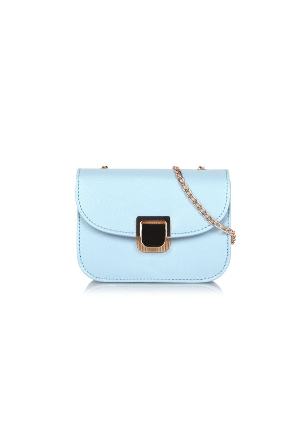 Chain Strap Mini Crossbody Bag