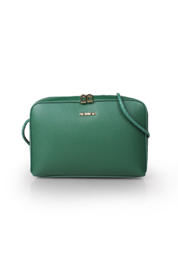 Crossbody Sling Bag in green