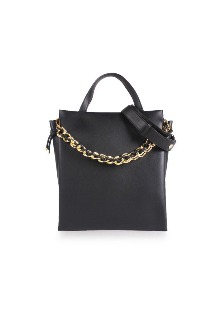 Tote Bag with Embellishment