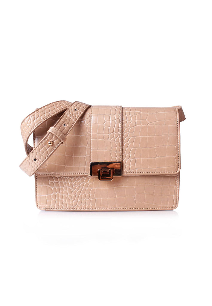 Khaki Core Crossbody Bag