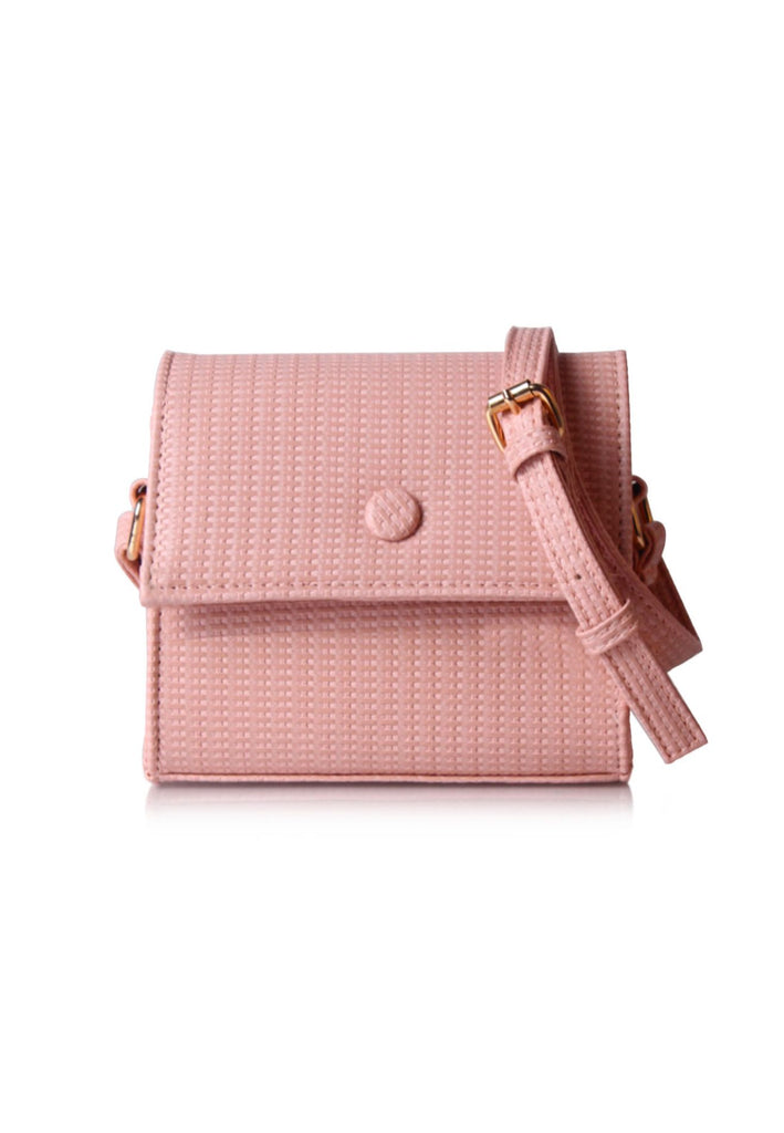 Sumptuous Boxy Crossbody Bag