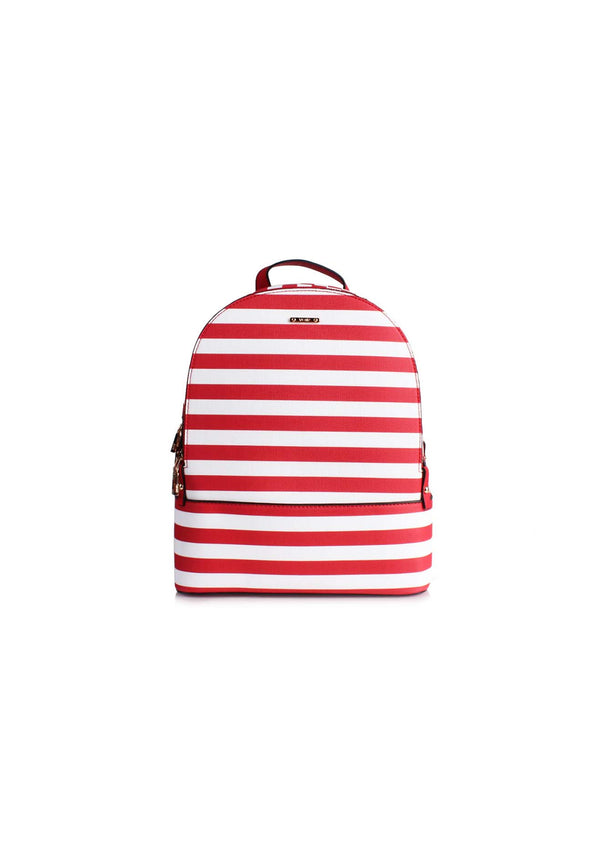 Backpack with Top Zip Closure