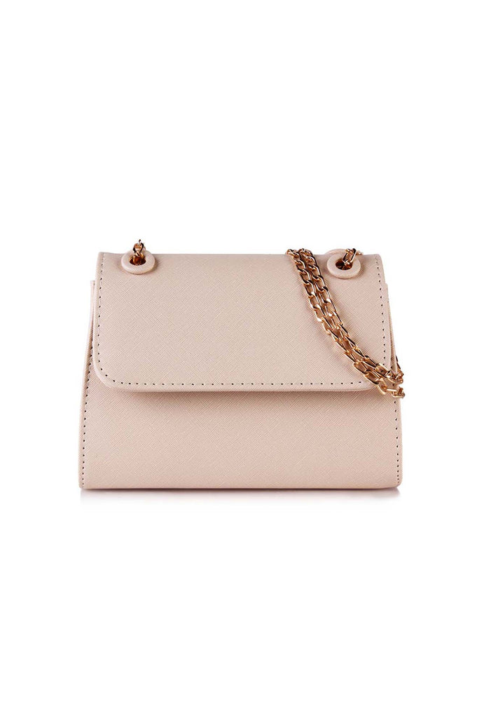 Crossbody Bag with Magnetic Flap Closure