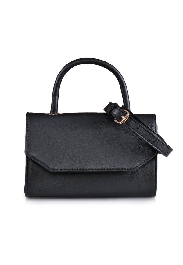VOIR Small Top Handle Bag