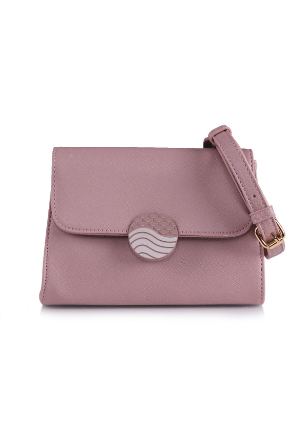 VOIR  Magnetic Closure Sling Bag