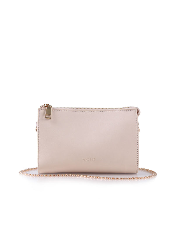 VOIR Classic Chain Crossbody Bag